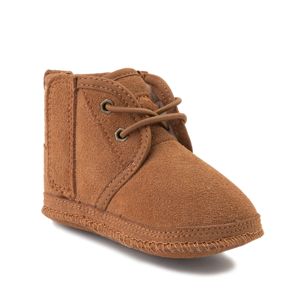 alternate view UGG® Neumel Boot - Baby / Toddler - ChestnutALT5