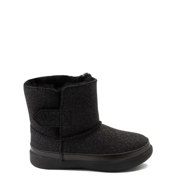UGG® Keelan Glitter Boot - Baby / Toddler - Black