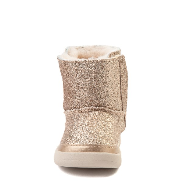 alternate view UGG® Keelan Glitter Boot - Baby / Toddler - GoldALT4