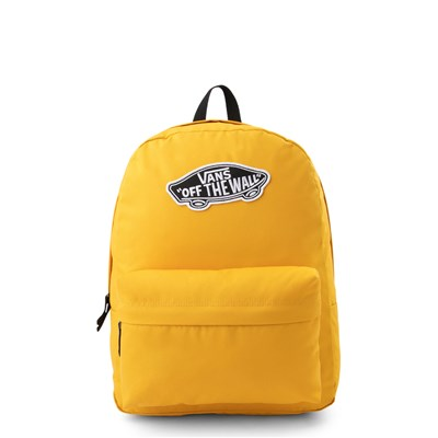 Main view of Vans Realm Backpack - Mango Mojito