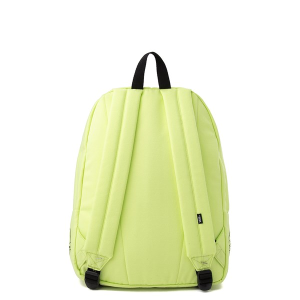 alternate view Vans Old Skool Backpack - Sharp Green / BlackALT1