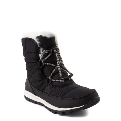 Alternate view of Sorel Whitney™ Short Boot - Little Kid / Big Kid - Black