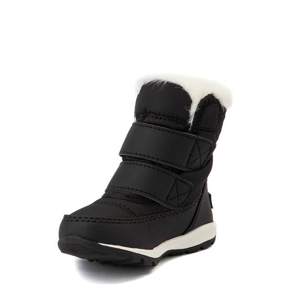 alternate view Sorel Whitney™ Strap Boot - Baby / Toddler - BlackALT3