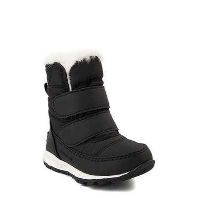 Alternate view of Sorel Whitney™ Strap Boot - Baby / Toddler - Black