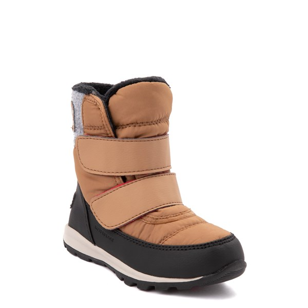 alternate view Sorel Whitney™ Strap Boot - Toddler / Little Kid - ElkALT1