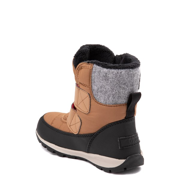 alternate view Sorel Whitney™ Strap Boot - Toddler / Little Kid - ElkALT2