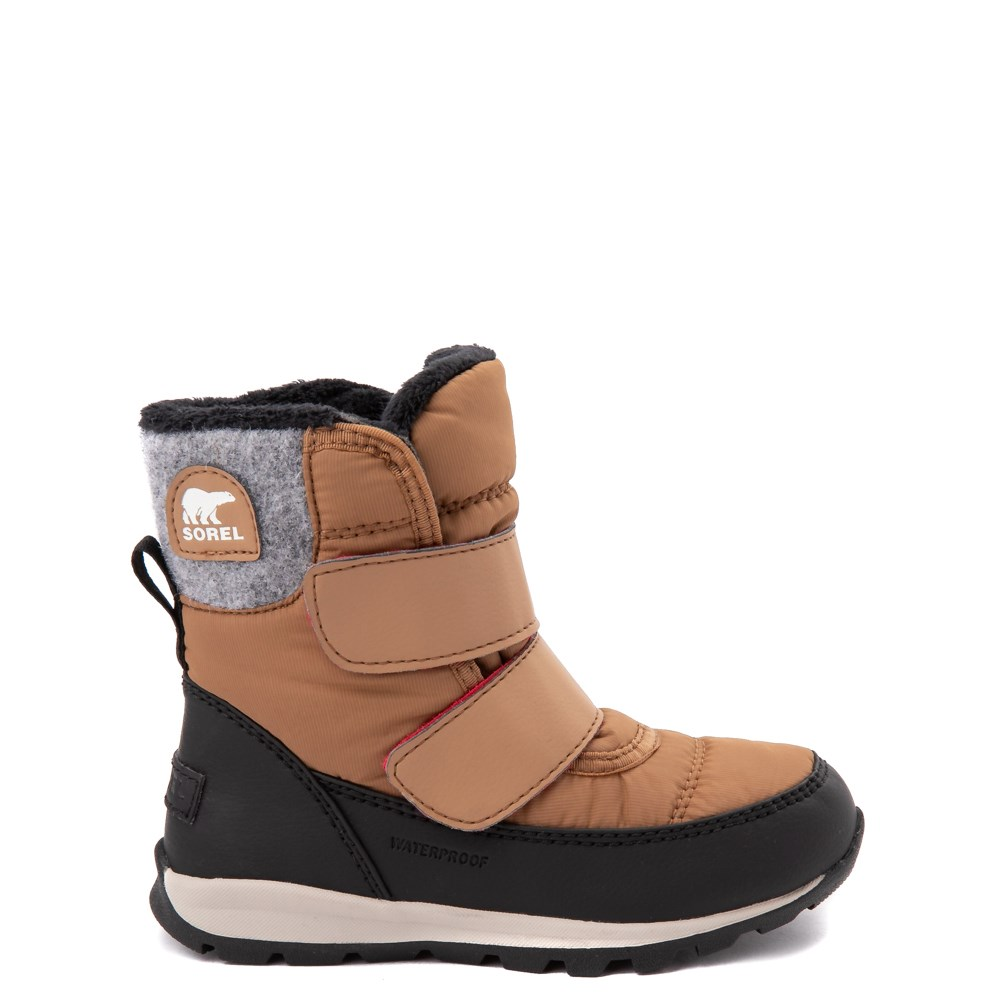 Sorel Whitney™ Strap Boot - Toddler / Little Kid - Elk