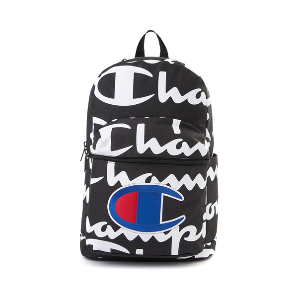 Main view of Champion Life™ Supercize 2.0 Backpack - Black / White