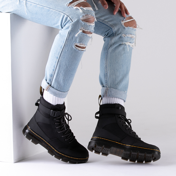 alternate view Dr. Martens Combs Tech Boot - BlackB-LIFESTYLE1