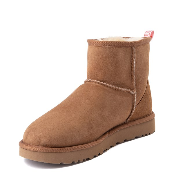 alternate view Womens UGG® Classic Mini BootALT3