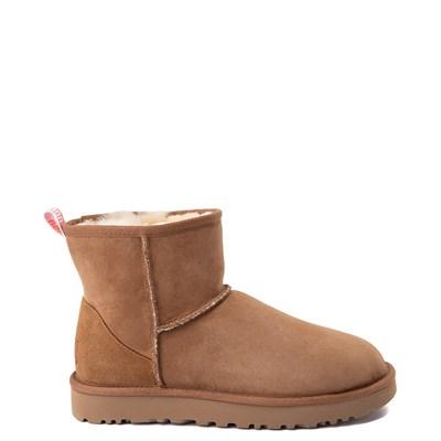 Main view of Womens UGG® Classic Mini Boot