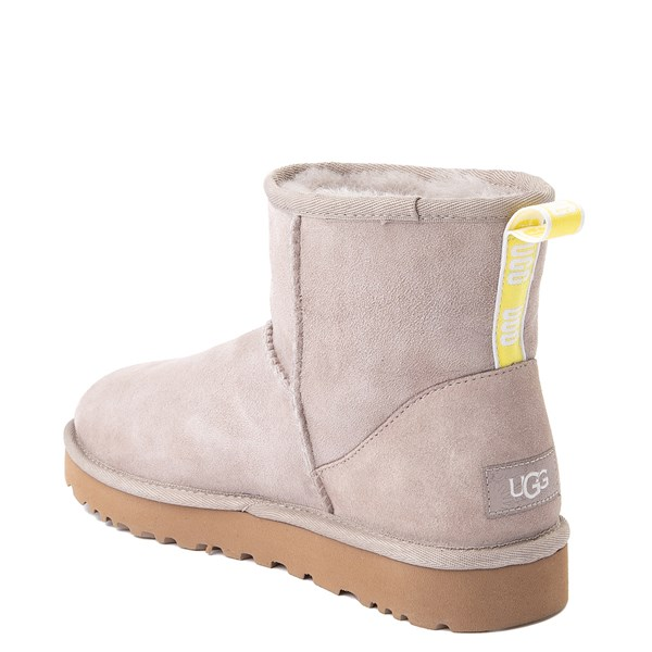 alternate view Womens UGG® Classic Mini BootALT1