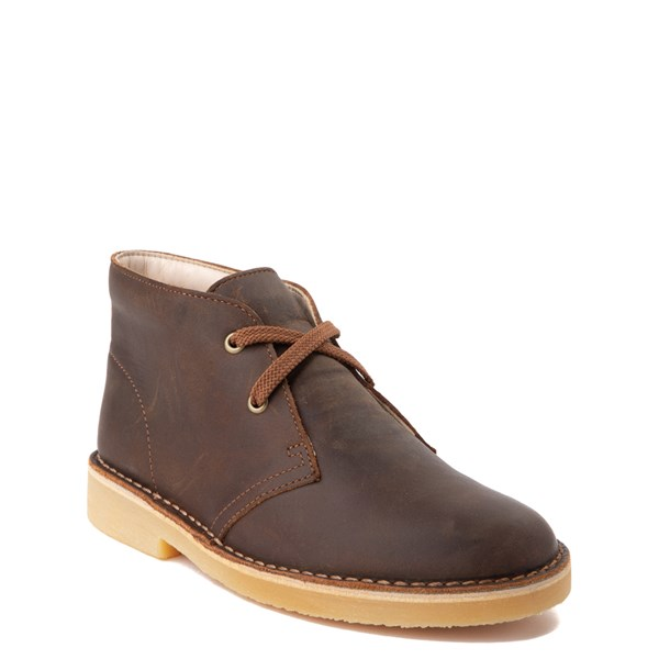 alternate view Clarks Desert Boot - Little Kid - BrownALT1