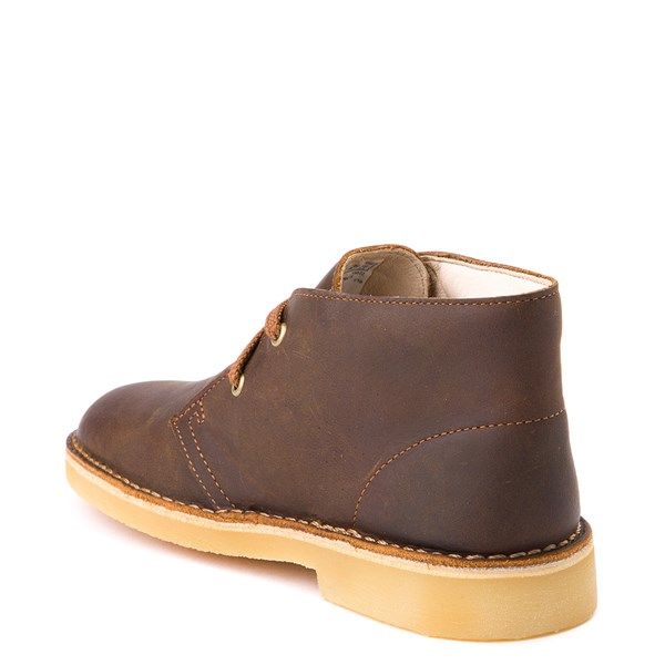 alternate view Clarks Desert Boot - Little Kid - BrownALT2