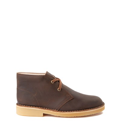 Main view of Clarks Desert Boot - Little Kid - Brown
