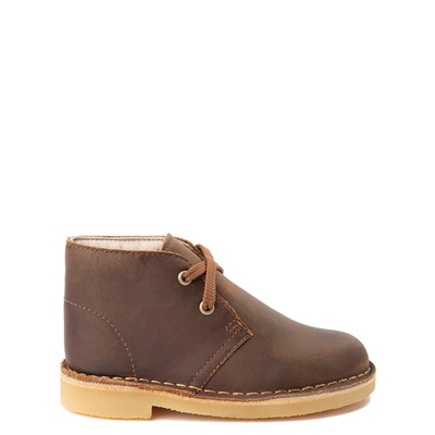 Main view of Clarks Desert Boot - Toddler - Brown