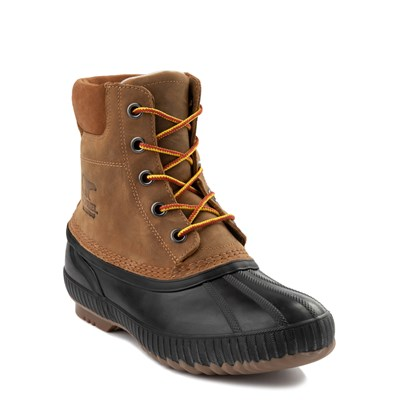 Alternate view of Mens Sorel Cheyanne™ II Boot - Chipmunk / Black