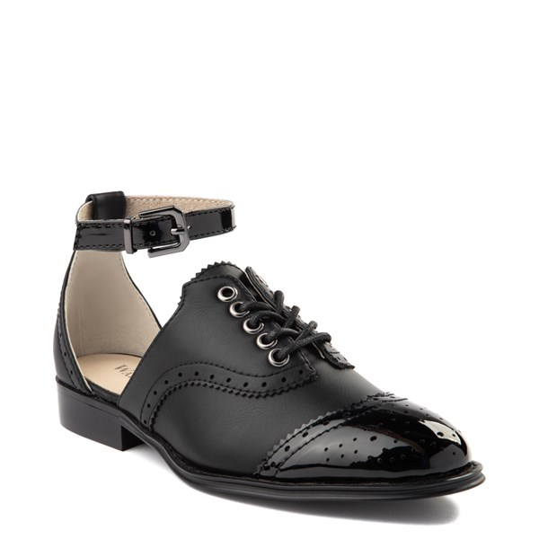 Alternate view of Womens Wanted Cherub Oxford Casual Shoe - Black