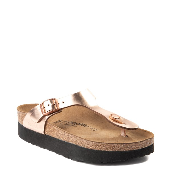 Alternate view of Womens Papillio by Birkenstock® Gizeh Platform Sandal