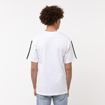 Alternate view of Mens adidas Floating Trefoil Tee