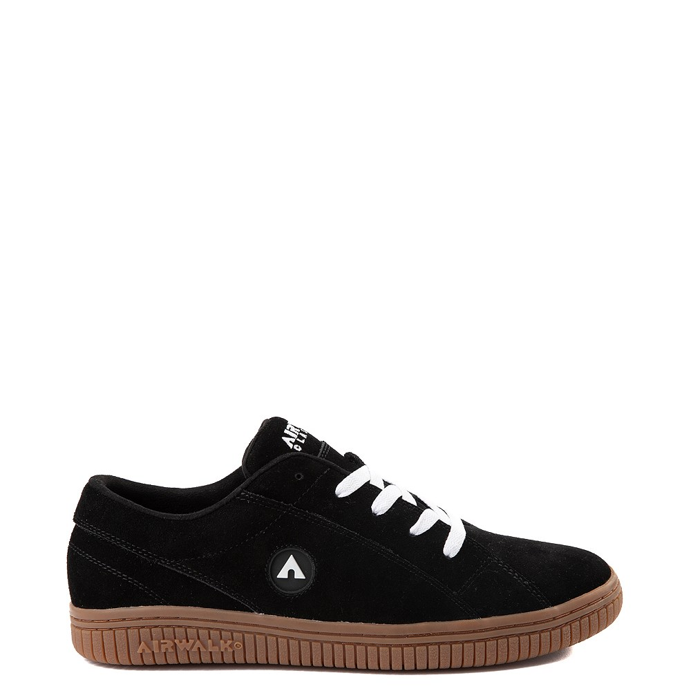 Mens Airwalk The One Skate Shoe - Black / Gum