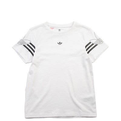 Main view of adidas Outline Tee - Boys Little Kid