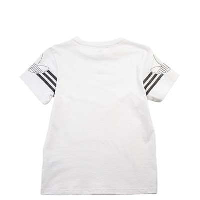 Alternate view of adidas Outline Tee - Boys Little Kid