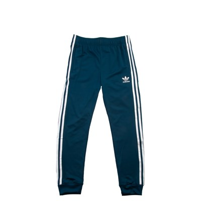 Main view of adidas Superstar Track Pants - Little Kid