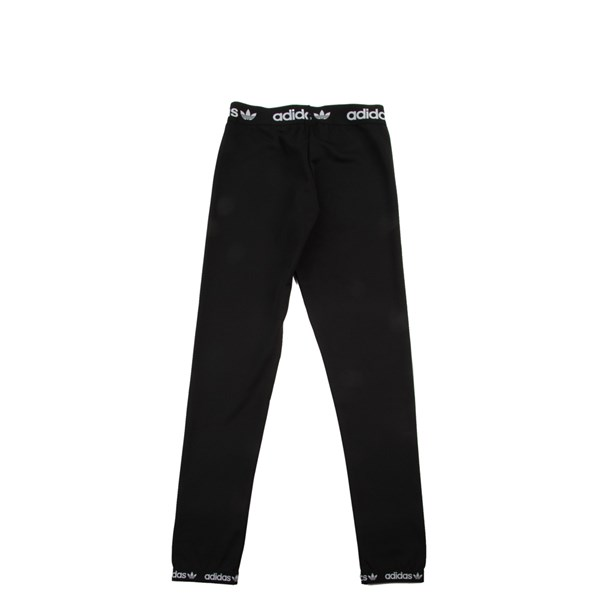Alternate view of adidas Original Leggings - Girls Little Kid