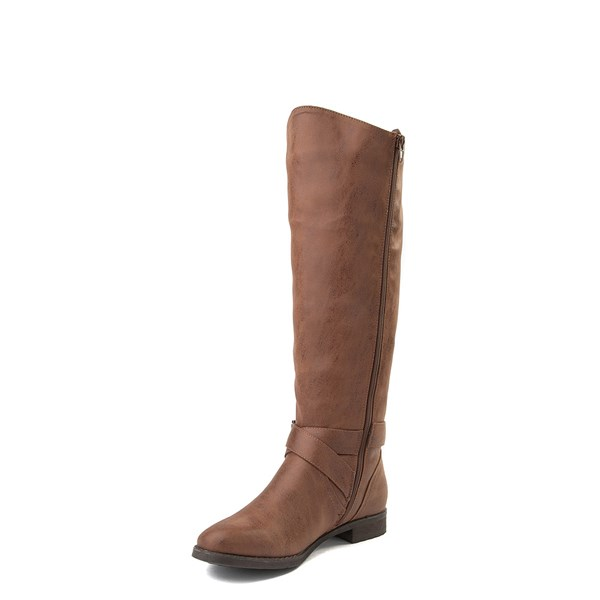 alternate view Womens B52 by Bullboxer Kayley Tall Boot - TanALT3
