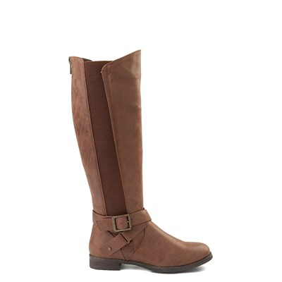 Main view of Womens B52 by Bullboxer Kayley Tall Boot - Tan