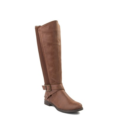 Alternate view of Womens B52 by Bullboxer Kayley Tall Boot - Tan