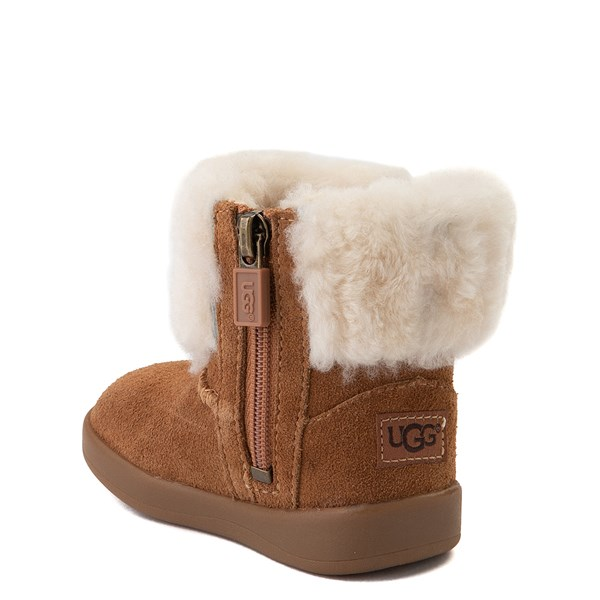 alternate view UGG® Ramona Boot - Baby / Toddler - ChestnutALT2