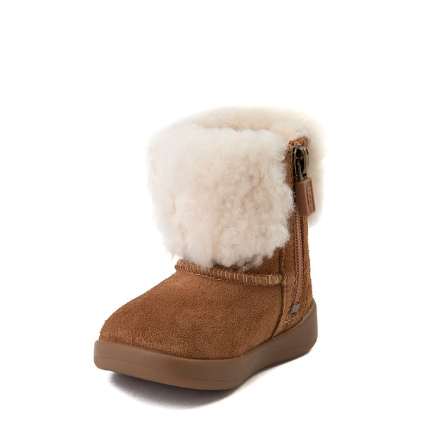 alternate view UGG® Ramona Boot - Baby / Toddler - ChestnutALT3