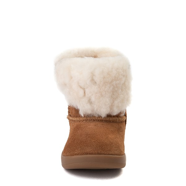 alternate view UGG® Ramona Boot - Baby / Toddler - ChestnutALT4