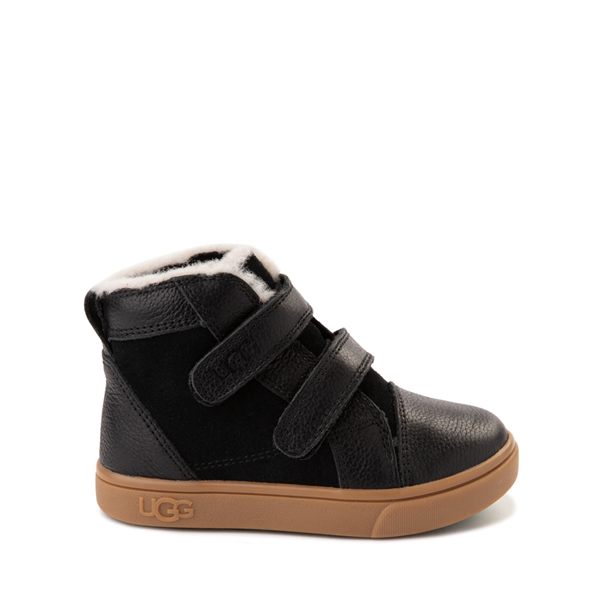 Main view of UGG® Rennon II Boot - Toddler / Little Kid - Black