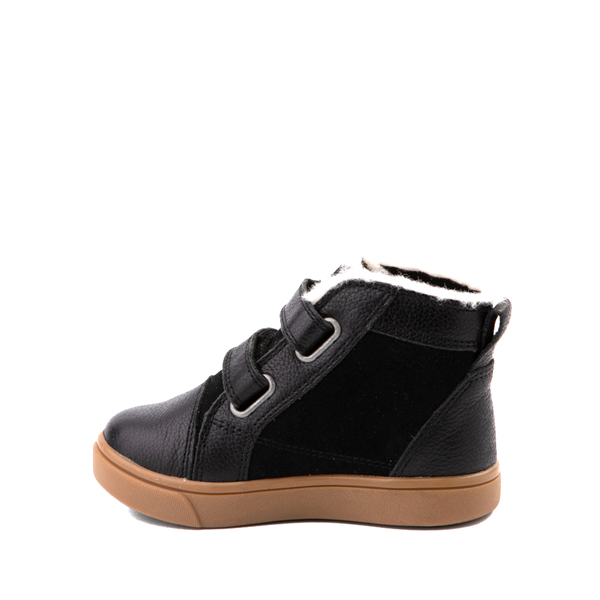 alternate view UGG® Rennon II Boot - Toddler / Little Kid - BlackALT1