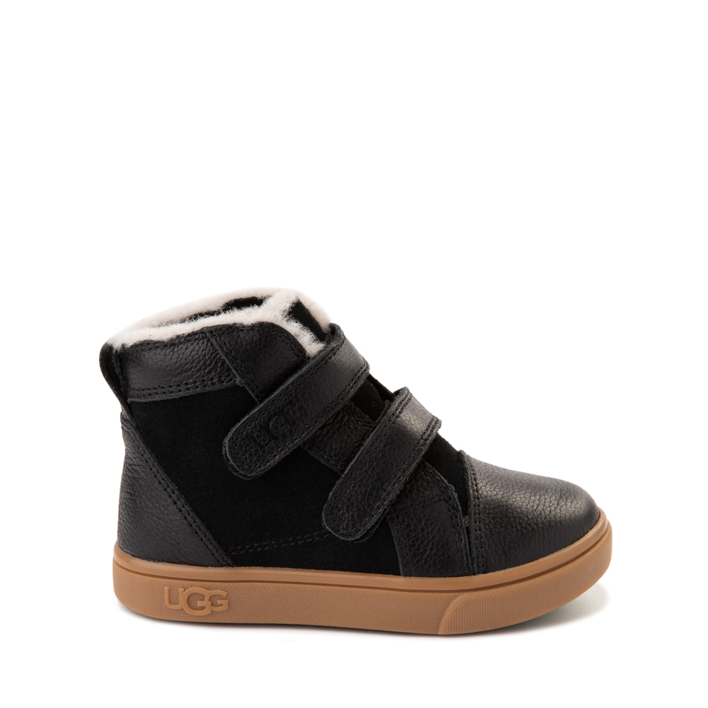 UGG® Rennon II Boot - Toddler / Little Kid - Black