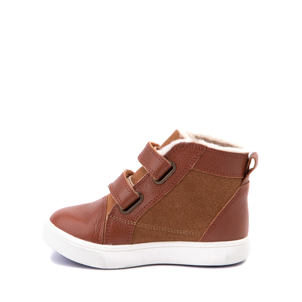 alternate view UGG® Rennon II Boot - Toddler / Little Kid - ChestnutALT1