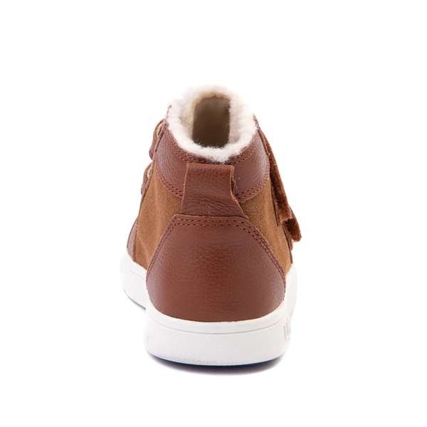 alternate view UGG® Rennon II Boot - Toddler / Little Kid - ChestnutALT4