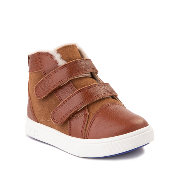 alternate view UGG® Rennon II Boot - Toddler / Little Kid - ChestnutALT5