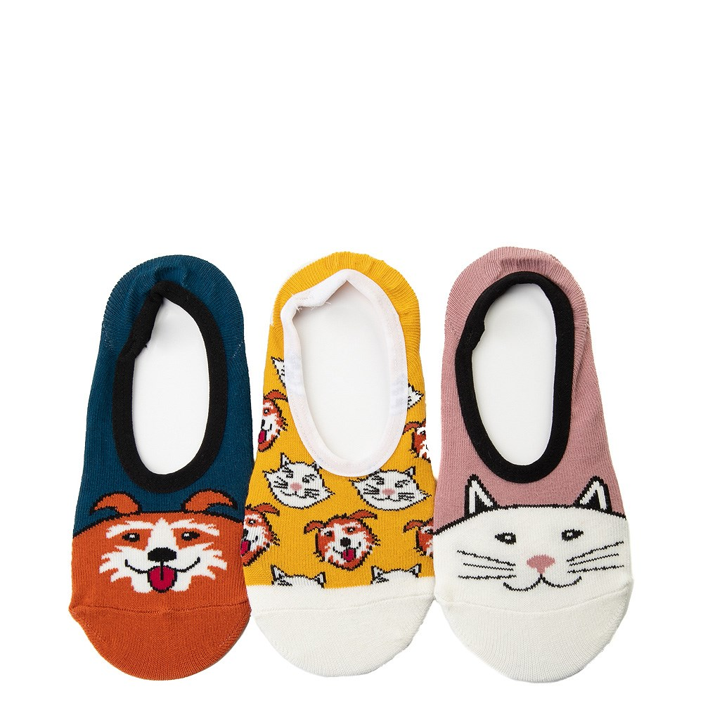 Vans Best Buds Canoodle Liners 3 Pack - Girls Little Kid