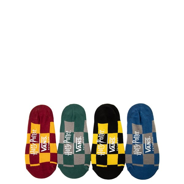 alternate view Vans x Harry Potter Hogwarts Houses Liners 4 Pack - Little KidALT1
