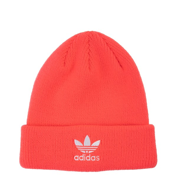 adidas Trefoil Beanie - Flash Red