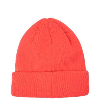 Alternate view of adidas Trefoil Beanie - Flash Red