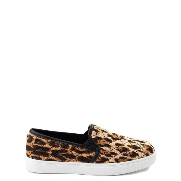 Steve Madden Ecentrcq Slip On Casual Shoe - Little Kid / Big Kid - Black / Leopard