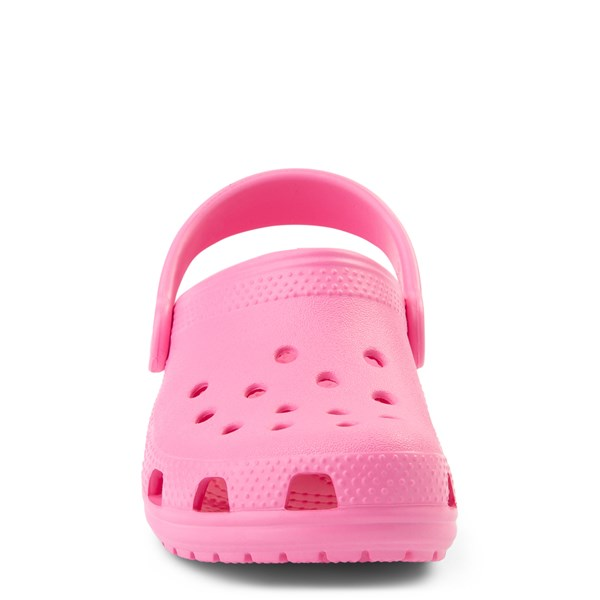 alternate view Crocs Classic Clog - Baby / Toddler / Little Kid - PinkALT4
