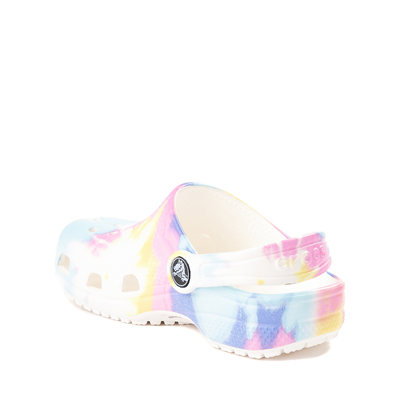 Alternate view of Crocs Classic Clog - Baby / Toddler / Little Kid - Tie Dye