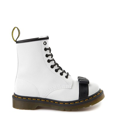 Main view of Womens Dr. Martens 1460 8-Eye Crackle Boot