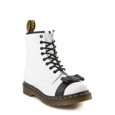 Alternate view of Womens Dr. Martens 1460 8-Eye Crackle Boot